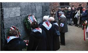 Auschwitz kampının 75'inci kurtarılış yıldönümünde tören