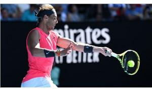 Avustralya Açık'ta 8. gün: Kyrgios'u yenen Nadal çeyrek finalde