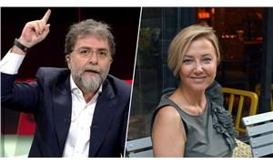 Berna Laçin'den Ahmet Hakan'a yanıt: Azarlayan çok mu oldu?