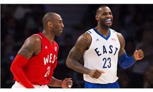 Kobe Bryant'ın ölüm haberini alan LeBron James gözyaşlarını tutamadı
