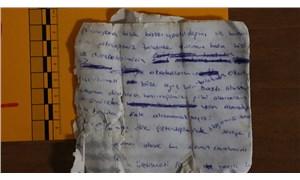 Sudaki not ortaya çıktı: 'Okulda baskı var'
