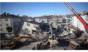 TMMOB'dan Elazığ depremine ilişkin ön inceleme raporu