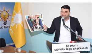 AKP Ceyhan ilçe başkanından 'şehitler' vurgunu