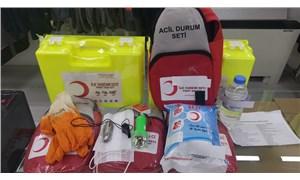 Deprem çantalarına talep arttı: 90-400 TL arası