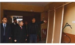 Depremin ardından Malatya'da 24 bina mühürlendi