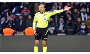 İddia: Cüneyt Çakır FIFA listesinde yer almayacak
