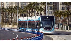 İzmir, tramvayla 100 bin ton karbondioksit emisyonunu engelledi