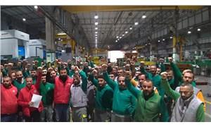 Metal İşçisi kararlı: 42 fabrikada grev kararı asıldı