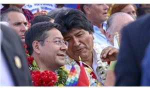 Morales'in adayından Bolivya seçimleri açıklaması