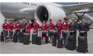 THY'den Çin uçuşlarında görevli ekibe maske izni