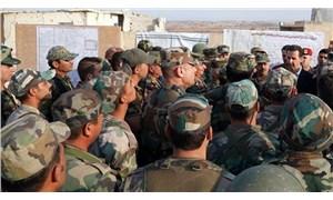 Suriye ordusu İdlib'in en büyük ilçesi Maarratünnuman'ı geri aldı