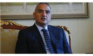 Bakan Ersoy'dan 'koronavirüs' açıklaması: Turizm açısından Türkiye'yi etkilemez