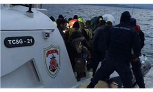 Ege ve Kilis'te 174 göçmen alıkondu