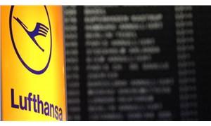 Lufthansa Group, Çin'e tüm uçuşlarını durdurdu