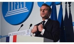 Macron: Erdoğan, Libya konusunda verdiği sözleri tutmadı