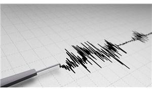 Marmaris açıklarında 4.1 büyüklüğünde deprem