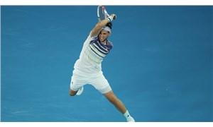 Rafael Nadal'ı eleyen Dominic Thiem Avustralya Açık'ta yarı finalde