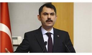 Çevre ve Şehircilik Bakanı Kurum'dan Elazığ depremi açıklaması