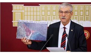 CHP Milletvekili Beko: İşçilerin 45 yıllık arazisine Saray tarafından el konuldu