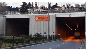 Konak Tüneli'nin sorumluluğu İzmir Büyükşehir'de