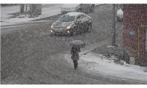 Meteoroloji'den kar uyarısı: 20 santimi geçecek