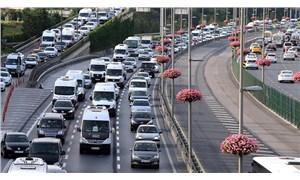 Trafiğe kayıtlı araç sayısı belli oldu