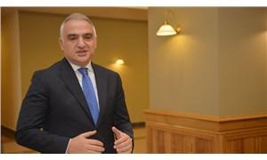 Turizm Bakanı Ersoy: Çin'den gelecek turist beklentimiz maksimum 550 bin civarında