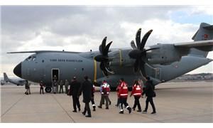 Çin'deki Türkiye vatandaşlarını tahliye edecek olan uçak Ankara'dan havalandı