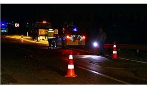 Adana kara yolunda bir kadının cansız bedeni parçalanmış halde bulundu