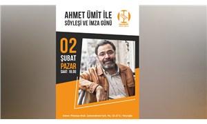 Ahmet Ümit Hasköy'de okurlarıyla buluşacak