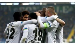 Beşiktaş Rize'den 3 puanla döndü