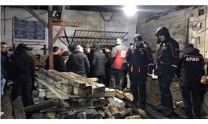Ruhsatsız maden ocağındaki göçükte kalan 2 işçinin cansız bedenine ulaşıldı