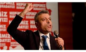 CHP'den ihraç edilen Öztürk Yılmaz'dan yeni parti duyurusu
