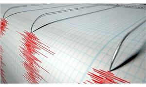 Elazığ Sivrice'de 4,5 büyüklüğünde deprem