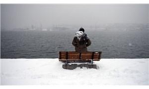 'İstanbul'da ortalama 5 santimlik kar yağacak'