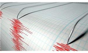 Manisa'da 4.7 büyüklüğünde bir deprem daha