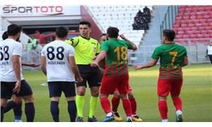 Amedspor Futbol Disiplin Kurulu'na sevk edildi