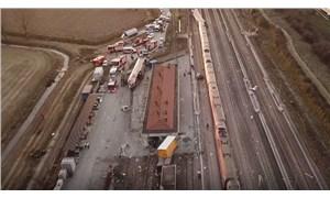 İtalya'da yüksek hızlı tren raydan çıktı: 2 ölü