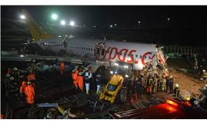 Sabiha Gökçen'deki uçak kazasından önce kule ile pilotlar arasında dikkat çeken diyalog