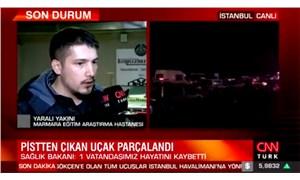 Yandaş medyanın içler acısı hali: Teşekkür sırası İmamoğlu'na gelince CNN Türk'ün mikrofonu 'uzaklaştı'