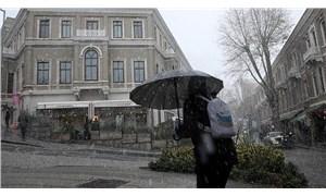 İstanbul'da bugün kar yağacak mı?