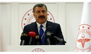 Sağlık Bakanı Koca'dan karantina altındaki 61 kişiyle ilgili açıklama