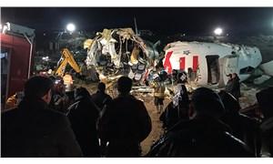 Uçak kazası Meclis gündeminde