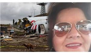 Uçak kazasında yaşamını yitiren yolcu uçuş saatini ve koltuğunu değiştirmiş