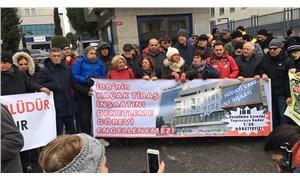 Acıbadem'deki direniş devam ediyor: İBB'nin kaçak TİBAŞ inşaatını denetleme görevi engellenemez