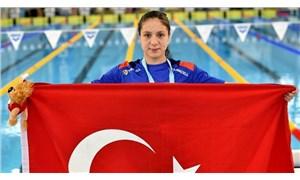 Milli yüzücü Merve Tuncel 2020 Tokyo Olimpiyatları'na katılma hakkı kazandı
