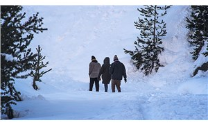 13 göçmen donarak yaşamını yitirdi: Cansız bedenlere kar eriyince ulaşılabiliyor