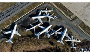 Atatürk Havalimanı'nda 12 sahipsiz uçak