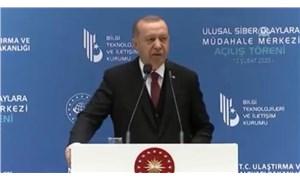 Erdoğan: Sosyal medya tam bir çöplük, tam bir başıboş mecra haline dönüşmüştür