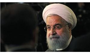 Ruhani: ABD'nin yaptırımları Lahey ve BMGK kararlarına aykırı